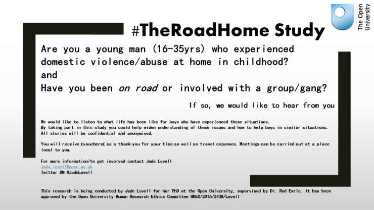 BW_TheRoadHome Research_Publicity Advert