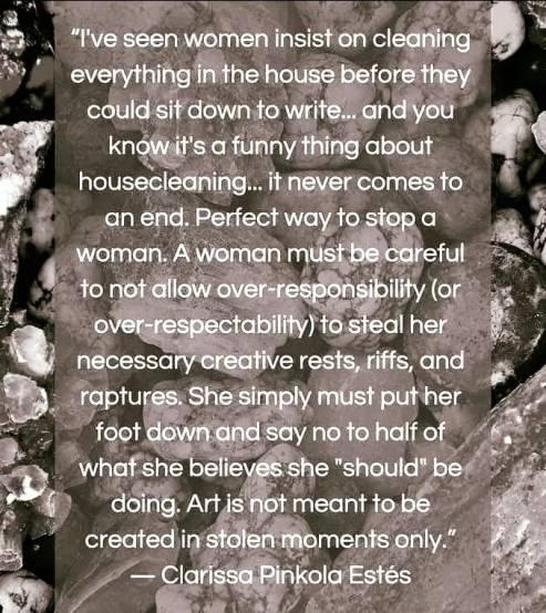 Quote Clarissa Pinkola Estes